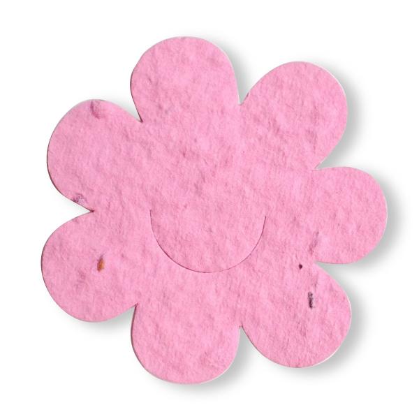 フラワー2(ピンク)